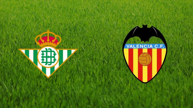 Soi kèo bóng đá Real Betis vs Valencia – 22h00 - 23/11/2019 – VĐQG Tây Ban Nha