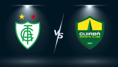 America Mineiro vs Cuiaba   – Tip bóng đá hôm nay 02h00 – 18/06/2021 –  VĐQG Brazil