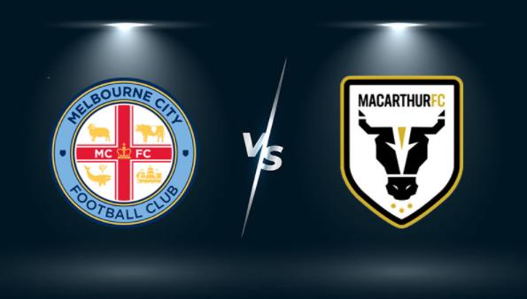 Melbourne City vs Macarthur FC  – Tip bóng đá hôm nay 13h05 – 20/06/2021 – VĐQG Australia