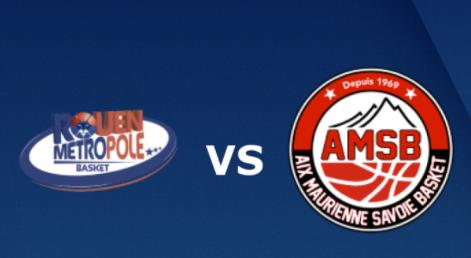 Rouen Métropole Basket vs AIX Maurienne – Nhận định, soi kèo bóng rổ 00h30 18/06/2021 – ProB(France)