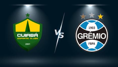Cuiaba vs Gremio   – Soi kèo bóng đá 02h00 – 21/06/2021 –  VĐQG Brazil