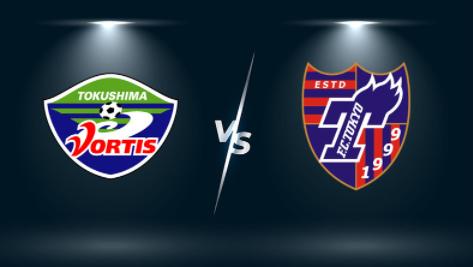 Tokushima Vortis vs FC Tokyo  – Soi kèo bóng đá 17h00 – 23/06/2021 – VĐQG Nhật Bản