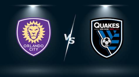 Orlando City SC vs San Jose Earthquakes   – Soi kèo bóng đá 06h30 – 23/06/2021 –  Nhà nghề Mỹ