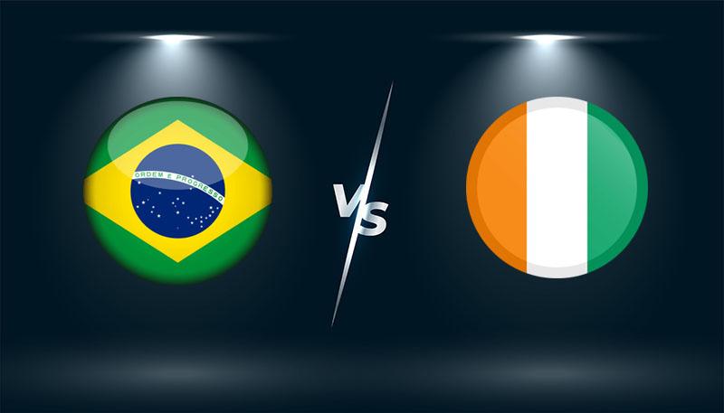 U23 Brazil vs U23 Bờ Biển Ngà  – Tip bóng đá hôm nay 15h30 – 25/07/2021 –   Olympic 2020