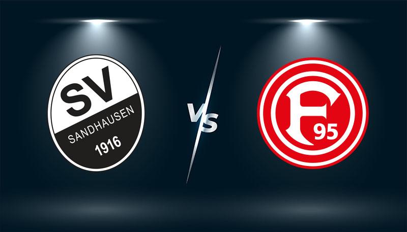 SV Sandhausen vs Fortuna Dusseldorf   – Tip bóng đá hôm nay 18h30 – 25/07/2021 –  Hạng 2 Đức