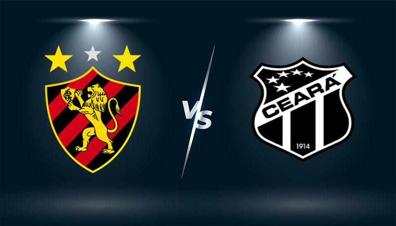Sport Recife vs Ceara   – Tip bóng đá hôm nay 06h30 – 26/07/2021 –  VĐQG Brazil