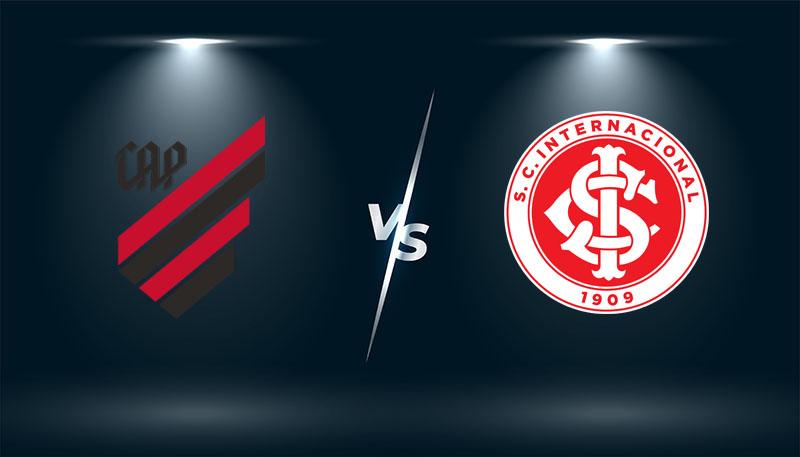 Atletico Paranaense vs Internacional  – Tip bóng đá hôm nay 04h15– 26/07/2021 –   VĐQG Brazil