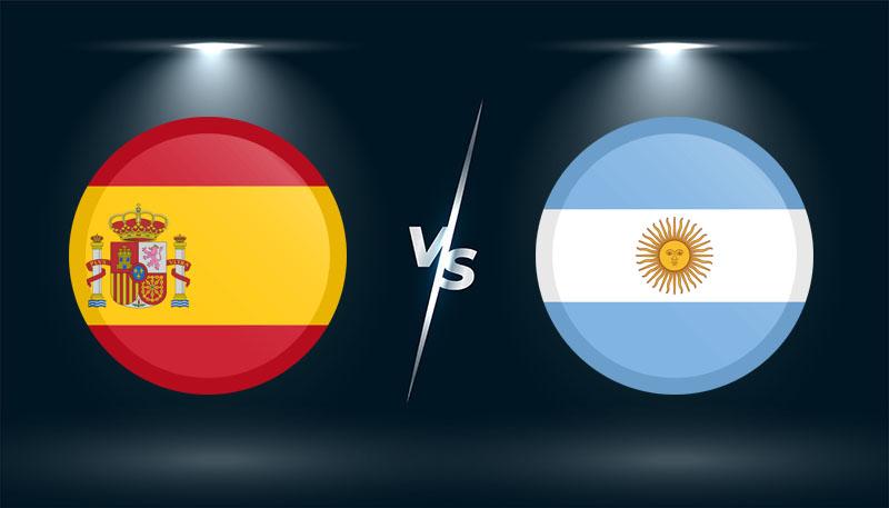 U23 Tây Ban Nha vs U23 Argentina – Soi kèo bóng đá 18h00 – 28/07/2021 –  Olympic 2020
