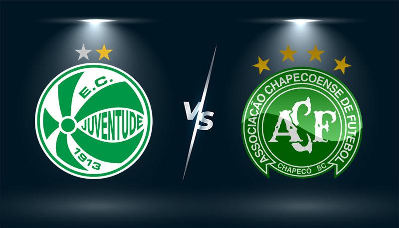 Juventude vs Chapecoense-SC    – Soi kèo bóng đá 04h00 – 27/07/2021 – VĐQG Brazil
