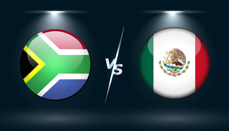 U23 Nam Phi vs U23 Mexico   – Soi kèo bóng đá 18h30 – 28/07/2021 – Olympic 2020