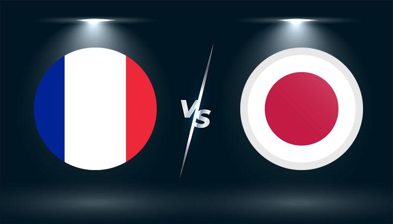 U23 Pháp vs U23 Nhật Bản   – Soi kèo bóng đá 18h30 – 28/07/2021 –   Olympic 2020