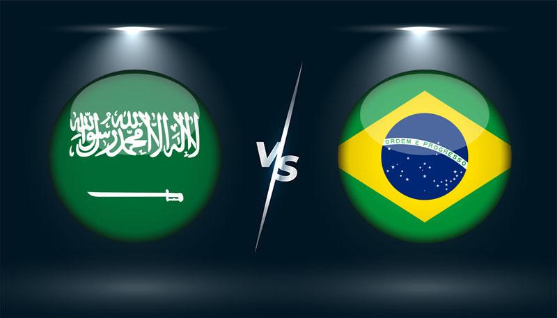 U23 Saudi Arabia vs U23 Brazil   – Tip bóng đá hôm nay 15h00 – 28/07/2021 –   Olympic 2020