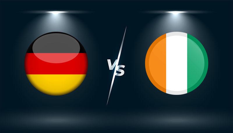 U23 Đức vs U23 Bờ Biển Ngà      – Soi kèo bóng đá 15h00 – 28/07/2021 – Olympic 2020