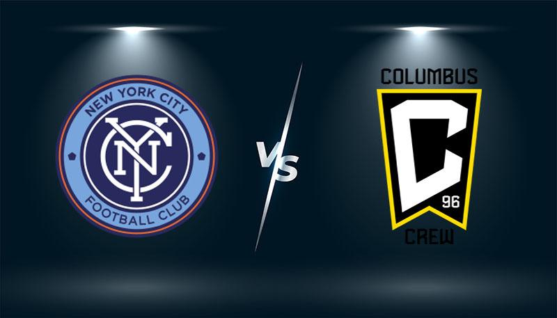 New York City FC vs Columbus Crew  – Soi kèo bóng đá 06h30 – 31/07/2021 –  Nhà nghề Mỹ