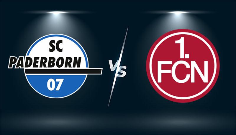 SC Paderborn 07 vs FC Nurnberg  – Soi kèo bóng đá 23h30 – 30/07/2021 – Hạng 2 Đức