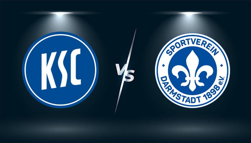 Karlsruher SC vs SV Darmstadt 98  – Soi kèo bóng đá 23h30 – 30/07/2021 –   Hạng 2 Đức