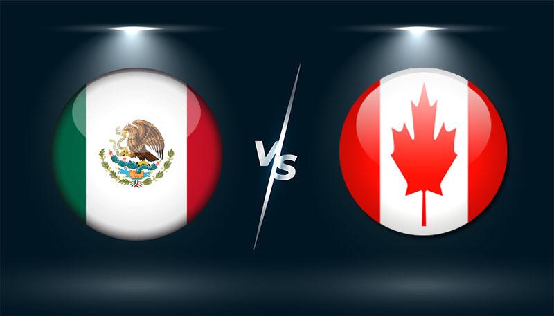 Mexico vs Canada    – Tip bóng đá hôm nay 09h00 – 30/07/2021 –  CONCACAF Gold Cup