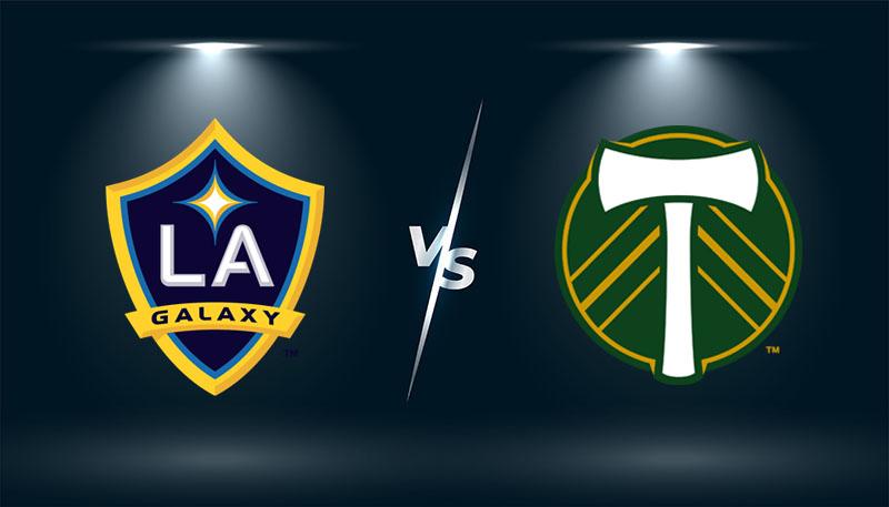 Los Angeles Galaxy vs Portland Timbers  – Tip bóng đá hôm nay 09h00 – 31/07/2021 –   Nhà nghề Mỹ