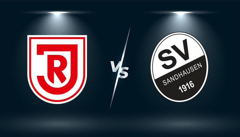 Jahn Regensburg vs SV Sandhausen   – Soi kèo bóng đá 18h30 – 31/07/2021 – Hạng 2 Đức