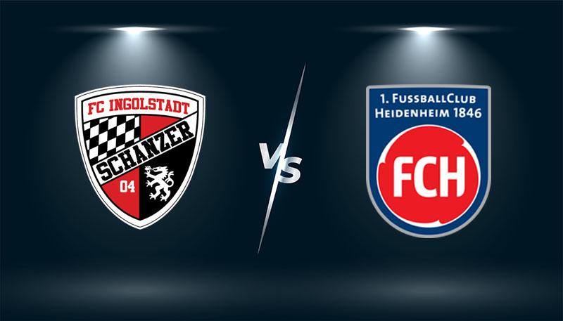 FC Ingolstadt 04 vs FC Heidenheim  – Soi kèo bóng đá 18h30 – 31/07/2021 – Hạng 2 Đức