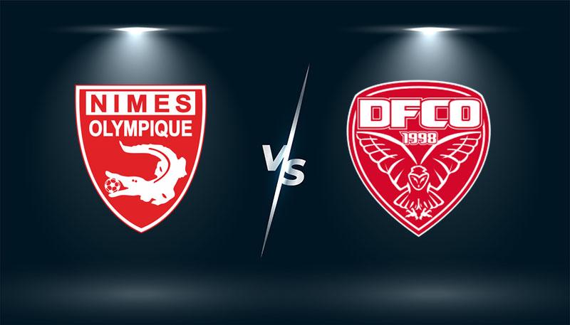 Nimes vs Dijon  – Soi kèo bóng đá 20h00 – 31/07/2021 –   Hạng 2 Pháp