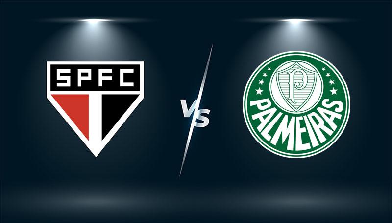 Sao Paulo vs Palmeiras   – Tip bóng đá hôm nay 05h00 – 01/08/2021 –   VĐQG Brazil