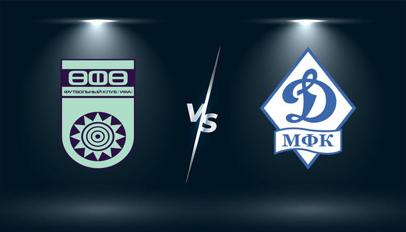 FC UFA vs Dinamo Moscow  – Tip bóng đá hôm nay 21h30 – 31/07/2021 – VĐQG Nga