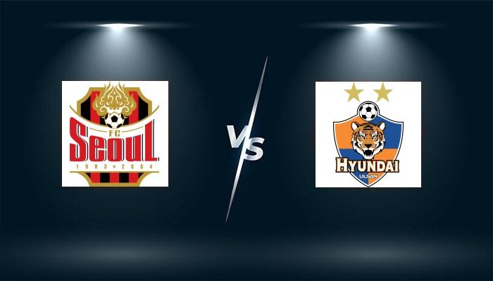 FC Seoul vs Ulsan Hyundai FC – Nhận định bóng đá – 18h00 ngày 31/07/2021: Ưu thế dẫn đầu