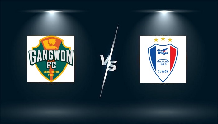 Gangwon FC vs Suwon Bluewings – Nhận định bóng đá – 18h00 ngày 01/08/2021: Quyết bám đuổi