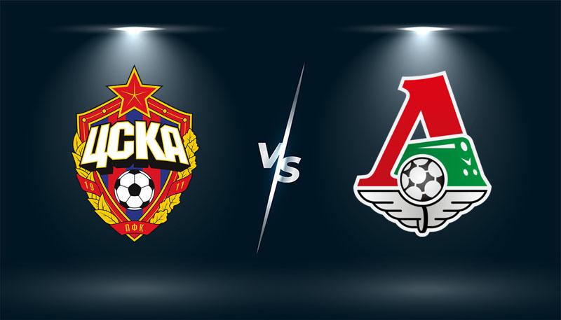 CSKA Moscow vs Lokomotiv Moscow  – Soi kèo bóng đá 00h00 – 01/08/2021 –  VĐQG Nga