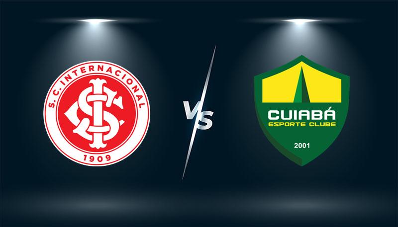 Internacional vs Cuiaba  – Tip bóng đá hôm nay 06h00 – 01/08/2021 –   VĐQG Brazil