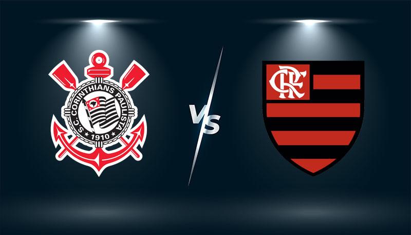 Corinthians vs Flamengo   – Tip bóng đá hôm nay 02h00 – 02/08/2021 –   VĐQG Brazil