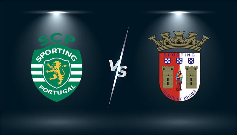 Sporting CP vs SC Braga  – Soi kèo bóng đá 02h45 – 01/08/2021 – Siêu cúp Bồ Đào Nha