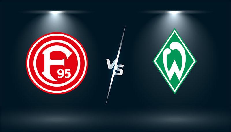 Fortuna Dusseldorf vs Werder Bremen   – Soi kèo bóng đá 01h30 – 01/08/2021 – Hạng 2 Đức