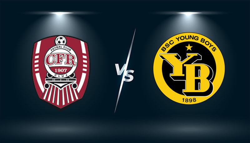 CFR 1907 Cluj vs BSC Young Boys– Tip bóng đá hôm nay 01h00 – 04/08/2021 –  Champions League