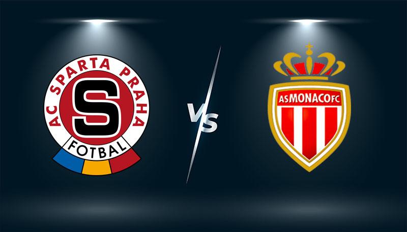 Sparta Praha vs Monaco – Tip bóng đá hôm nay 00h00 – 04/08/2021 –   Champions League