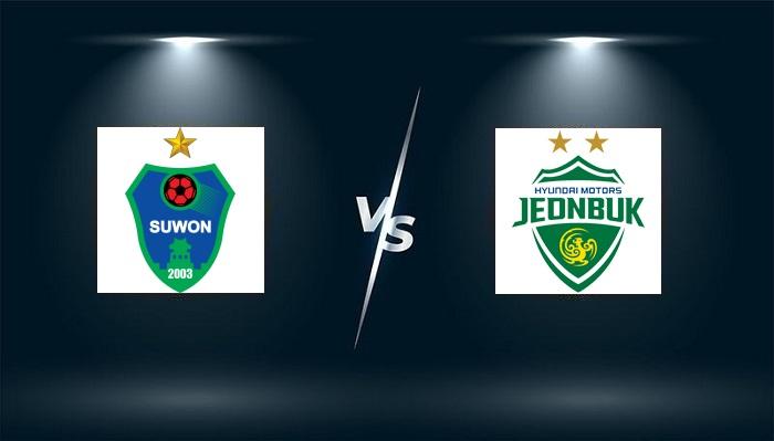 Suwon City FC vs Jeonbuk Motors – Nhận định bóng đá – 17h30 ngày 04/08/2021: Cùng phong độ cao