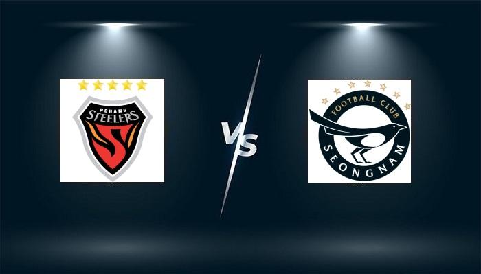 Pohang Steelers vs Seongnam FC – Nhận định bóng đá – 17h30 ngày 04/08/2021: Cuối bảng khó thắng