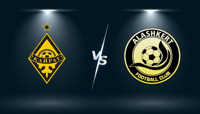 Kairat Almaty vs Alashkert   – Tip bóng đá hôm nay 21h00 – 05/08/2021 –   Europa League