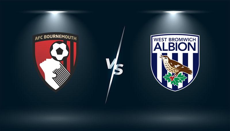 Bournemouth vs West Brom – Tip bóng đá hôm nay 01h45 – 07/08/2021 –  Hạng Nhất Anh