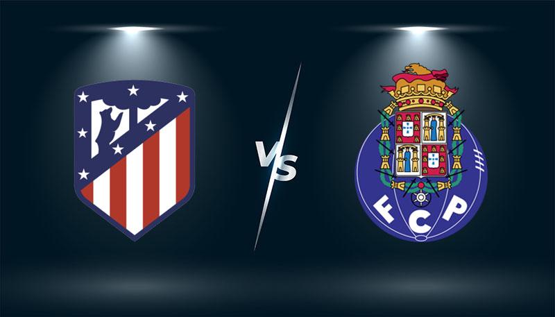Atletico Madrid vs FC Porto  – Tip bóng đá hôm nay 02h00 – 16/09/2021 –   Champions League
