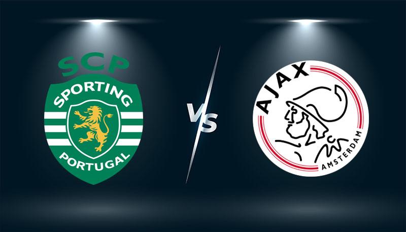 Sporting CP vs Ajax   – Tip bóng đá hôm nay 02h00 – 16/09/2021 –  Champions League