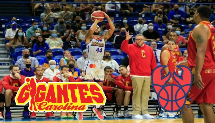 Gigantes de Carolina vs Cangrejeros de Santurce – Nhận định, soi kèo bóng rổ 07h00 15/09/2021 – Superior Nacional