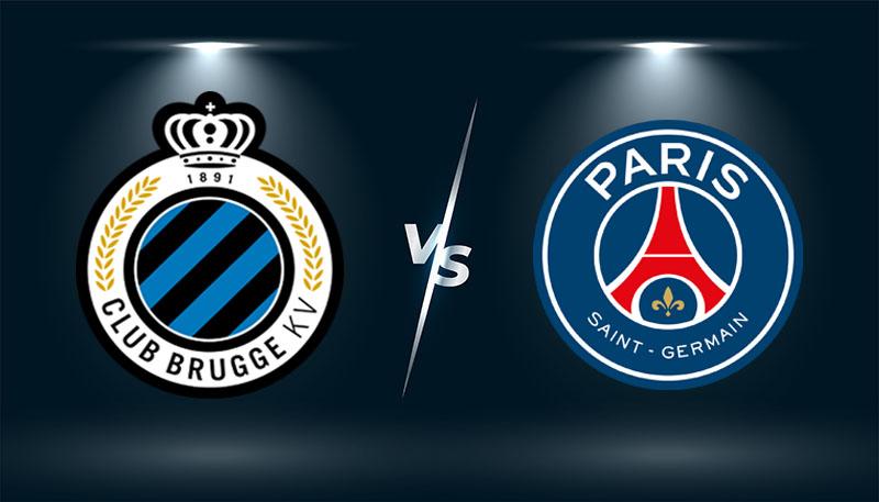 Club Brugge KV vs Paris Saint Germain – Soi kèo bóng đá 02h00 – 16/09/2021 – Champions League