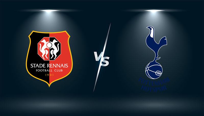 Rennes vs Tottenham – Tip bóng đá hôm nay 23h45 – 16/09/2021 –   Europa Conference League