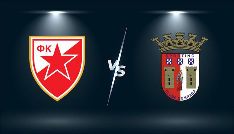 FK Crvena Zvezda vs SC Braga – Nhận định bóng đá – 23h45 ngày 16/09/2021: Thế trận chặt chẽ