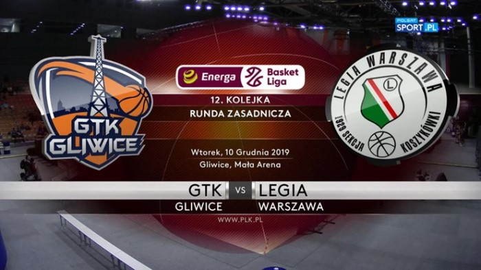GTK Gliwice vs Legia Warszawa – Nhận định, soi kèo bóng rổ 22h30 16/09/2021 – Polska Liga