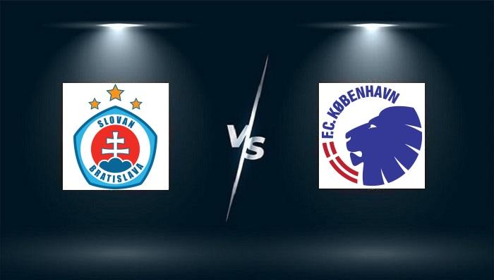 Slovan Bratislava vs FC Copenhagen – Nhận định bóng đá – 23h45 ngày 16/09/2021: Phong độ cao