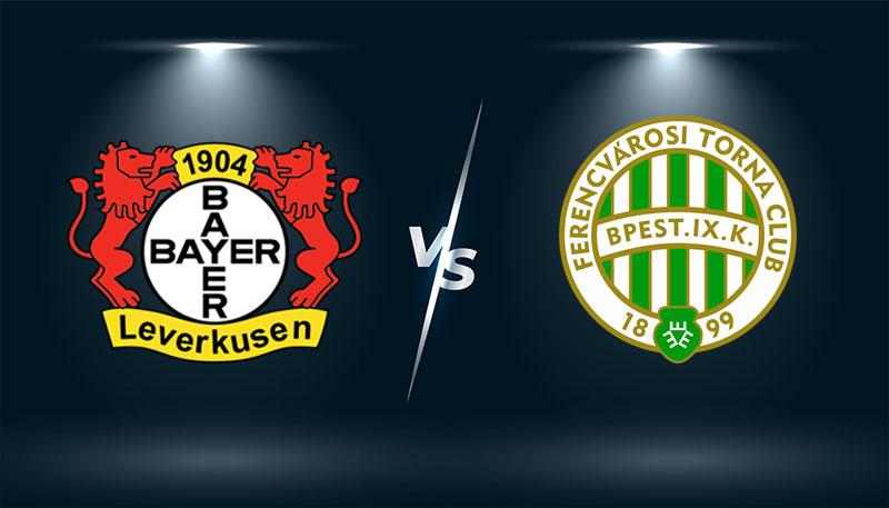 Bayer Leverkusen vs Ferencvarosi TC  – Soi kèo bóng đá 23h45 – 16/09/2021 - Champions League