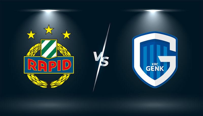 Rapid Vienna vs Genk – Soi kèo bóng đá 23h45 – 16/09/2021 –   Europa League